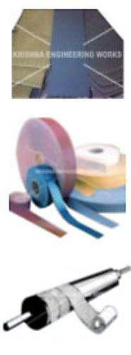 Rubber Fillet Manufacturer, Rubber Rollers, Rubber Grip