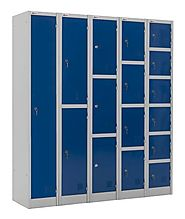 The importance of staff lockers as a difference maker to office premises