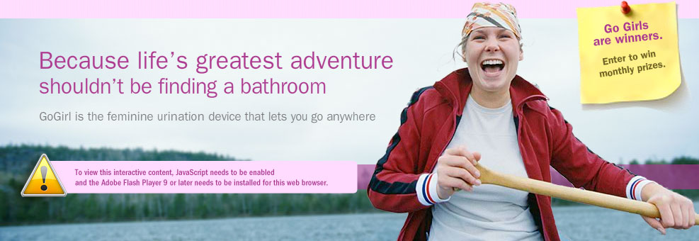 Headline for Best Female Travel Urinals