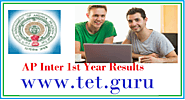 State AP Inter 1st Year Results 2018 With Marks Intermediate First Year