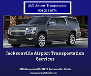 Jacksonville Airport Transportation Services