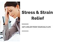 Ayurvedic Treatments for Remove Stress and Strain