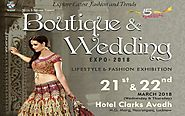 Boutique & Wedding - Lucknow Edition - March 2018,Party event in Lucknow | Eventshelf