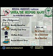 Shifa-The Helping Hands,Other event in Lucknow | Eventshelf