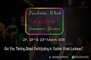 Fashion Week Lucknow,Other event in Lucknow | Eventshelf
