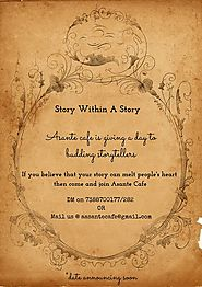 Story Within A story|open mic,Other event in Lucknow | Eventshelf