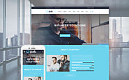 Business Bootstrap Business & Services Template
