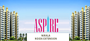 Nirala Aspire Floor Plan - Updated Status of Noida Extension Floor Plan - Nirala Aspire