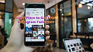 Fancy Free Instagram Followers? Here you are at right place - Buy Instagram Followers