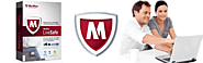 MCAFEE CUSTOMER SERVICE USA & UK - CALL CUSTOMERS CARE