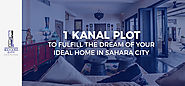 1 Kanal Plot To Build Your Dream House In Sahara City Housing Scheme