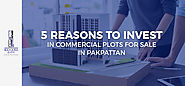 5 Reasons To Invest In Commercial Plots For Sale In Pakpattan