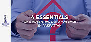 4 Essentials Of A Potential Land For Sale in Pakpattan | SaharaCity