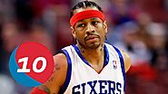 Allen Iverson Top 10 Plays of Career