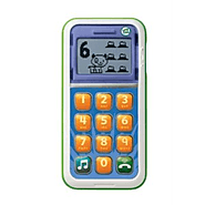 LeapFrog Chat and Count Cell Phone, Scout : Electronic Learning Toys