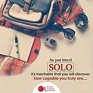 Solo Female Travel Group - Women Traveling the World