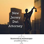Find A Experience DWI and DUI Attorney in New Jersey
