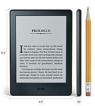 "Kindle Starter Pack with Kindle 6"" E-Reader @ 5999/-"