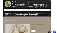 Sweet Emotions Soaptions
