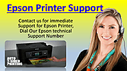 Contact us at Epson Customer Service Number for immediate help