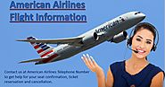 American Airlines Customer Service Can Be Helpful for You