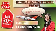 Easy and instant flight Bookings at United Airlines Customer service Number +1 888 263 2953