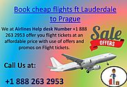 Dial Airlines helpdesk number +1 888 263 2953 to book cheap flights ft. Lauderdale to Kiev
