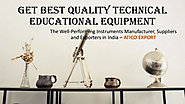 Best Quality Technical Educational Equipment Manufacturers and Suppliers in India