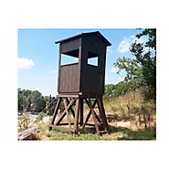 Amish Custom Deer Blind Online - Esh Sheds