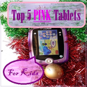 Top 5 Pink Tablets For Kids - Girls Will Love