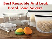 Best Reusable And Leak Proof Food Savers | Seed & Sprout
