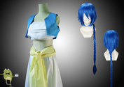 Labyrinth of Magic Magi Aladdin Cosplay Costume + Wig