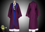 Magi Labyrinth of Magic Koumei Ren Cosplay Costume + Wig