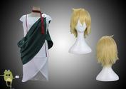Alibaba Saluja Cosplay Costume from Magi Labyrinth of Magic
