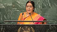Sushma Swaraj admitted killing of 39 Indians by the hands of ISIS - HotGossips.in