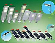 12w Solar Led Street Light | All in one Solar led Street Light 12w | Solar street light 12w | newsolarlight.in - INTE...