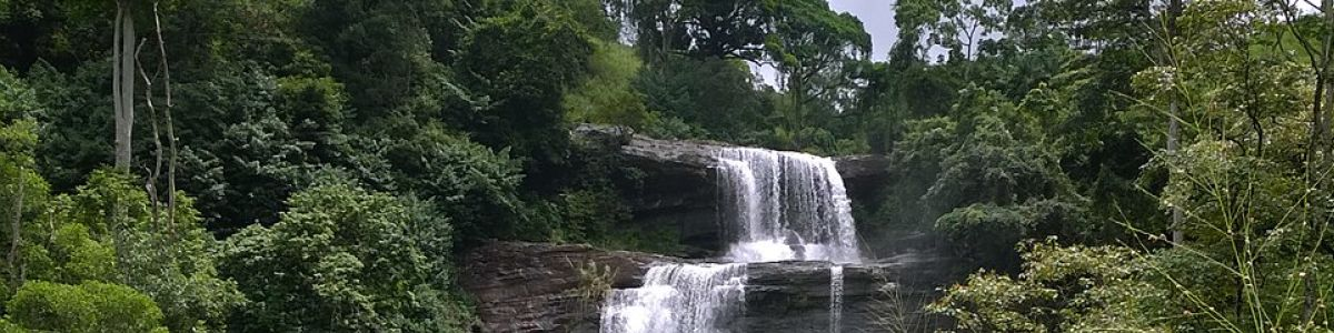 Headline for Waterfalls in Kandy - Cascading Waters of Exquisite Beauty