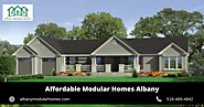 Affordable Modular Homes in Albany