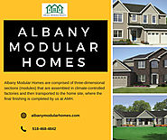 Manufactured Albany Modular Homes