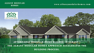 Affordable Modular Home Builder in Albany