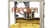 Go For An Ultimate Popcorn Machine Manufacturer