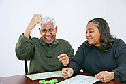 Exciting Indoor Senior Tasks to Boost Memory Skills
