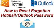 How To Reset Lost or Forgotten Outlook Account Password ?