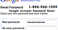 How To Reset Google Account Password ?