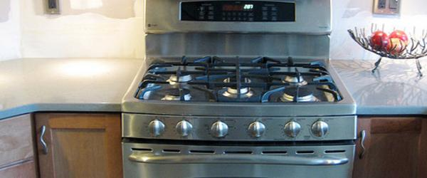 Headline for Top 10 Rated Gas Ranges 2014