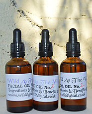 FACIAL OIL No.2 by Wild As The Wind