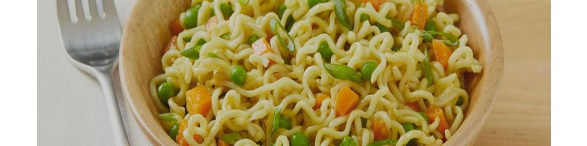 Headline for 10 Fun & Tasty Maggi Recipes that you will love