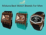 Classy and branded wooden watches for men by misturabrooklyn - Issuu
