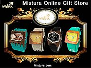 Wooden Watches Wholesae on Mistura Online Gift Store USA