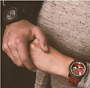 Natural Wood Watches: Statement of Sustainability and Fashion
